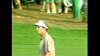 """1988 Masters champion Sandy Lyle talks about his famous victory at Augusta, where he hit a difficult bunker shot on the final hole. """"Subscribe to """"""""CBS Sports"""""""" ..."""