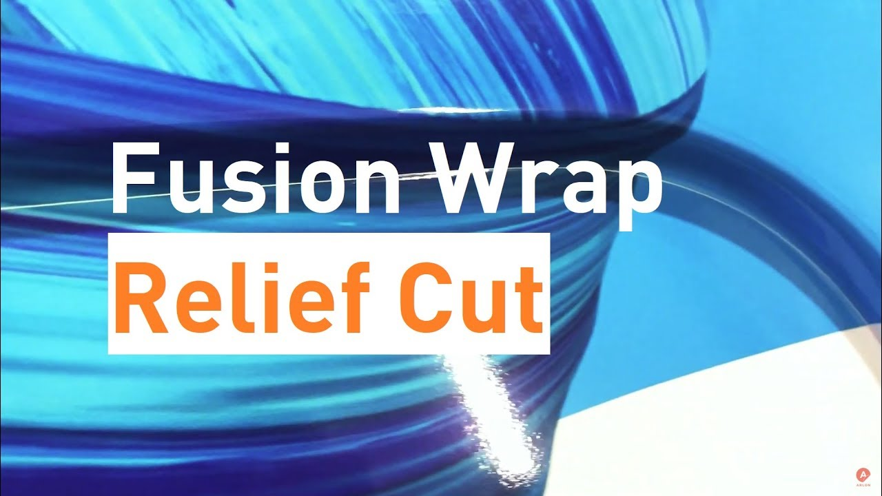 Fusion Wrap - Coupe en relief