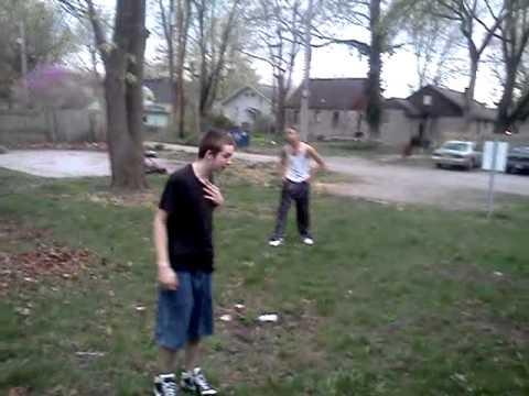 Springfield Illinois fight My lilnigga go hard
