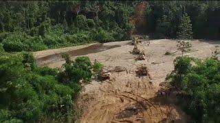 """Documental: """"IIRSA: La infraestructura de la devastación"""""""