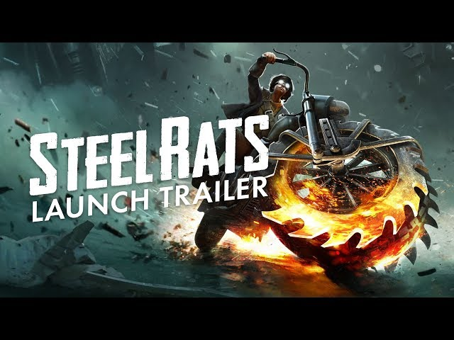 Steel Rats™ Launch Trailer