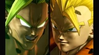 Dragon Ball Z Budokai Tenkaichi 3: Opening Intro