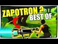 ZAPOTRON SNIPER RAREST WEAPON | BEST OF FORTNITE Fr #1