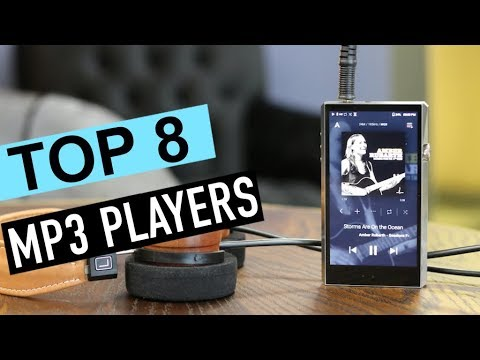 BEST 8: Mp3 Players
