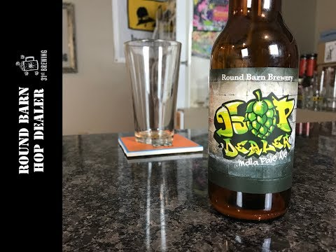 Round Barn Brewery Hop Dealer (American IPA) Beer Review