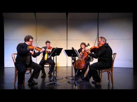 George Gershwin: Lullaby for String Quartet - Montclaire String Quartet