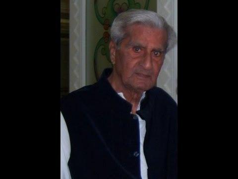 In conversation with Sindhi poet Prabhu Wafa