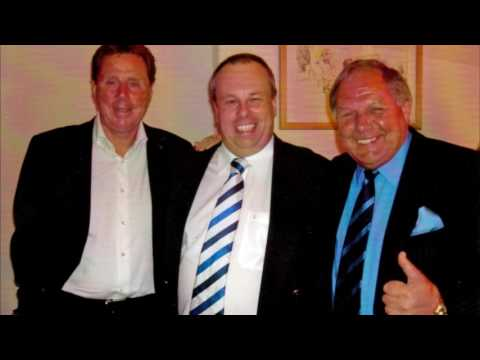Barry Fry and Harry Redknapp
