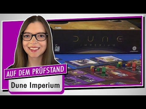 Spiel doch mal DUNE: IMPERIUM! - Brettspiel Rezension Meinung Test #379