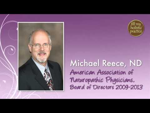 Michael Reece, ND - Moment of Inspiration - Fill My Holistic Practice