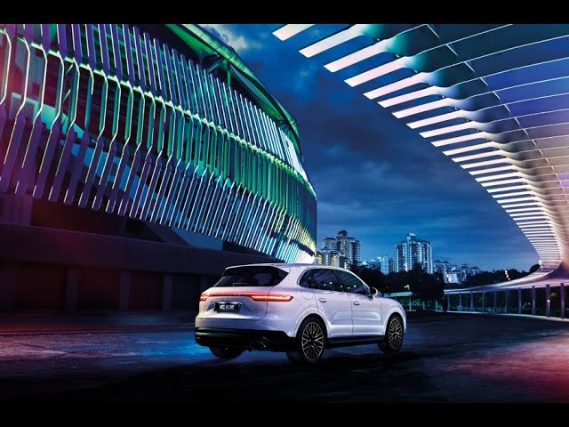 Robb Report Malaysia: The Porsche Cayenne Makes Driving An SUV More Fun Than It Should Be