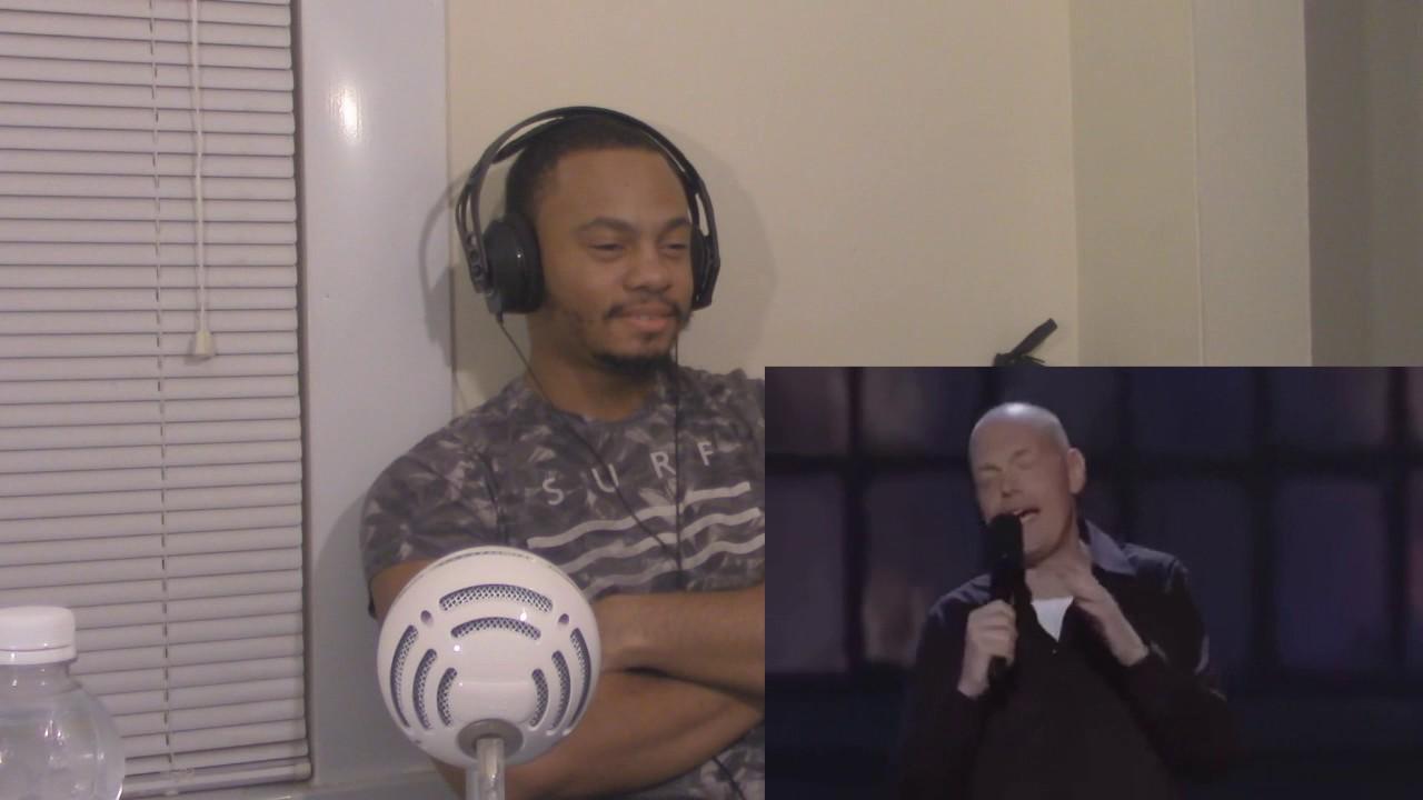 Bill Burr on Down n Dirty - REACTION - YouTube