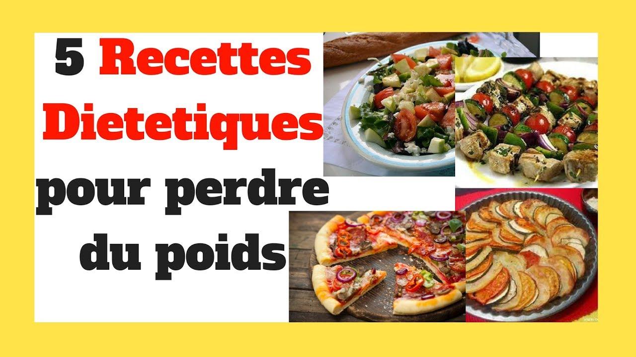 Recette Dietetique pour Maigrir ☕ - YouTube