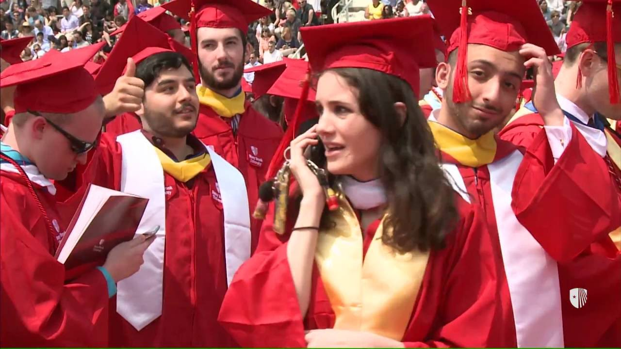 Stony brook university graduation-3755