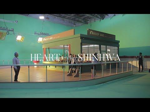 SHINHWA 'Kiss Me Like That' MV MAKING