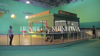 SHINHWA TWENTY SPECIAL ALBUM 'HEART' Kiss Me Like That - MV MAKING ...