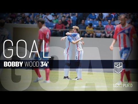 MNT vs. Puerto Rico: Bobby Wood Goal - May 22, 2016