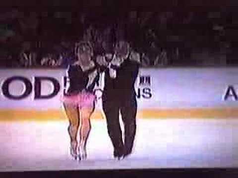 1987 Tracy Wilson Robert McCall - Worlds FD