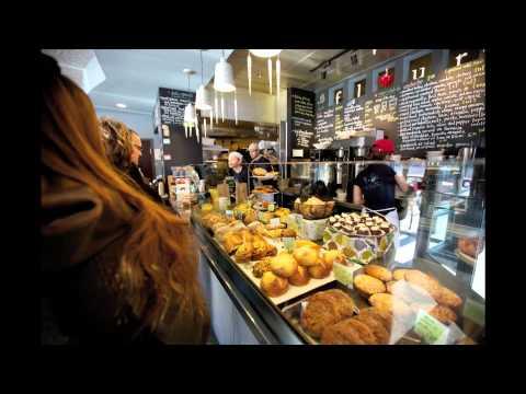Morning in Boston - Flour Bakery + Cafe