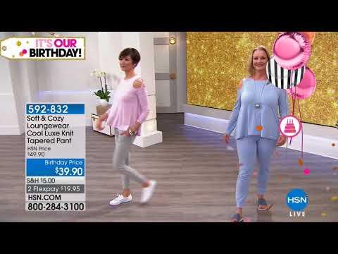HSN | Soft & Cozy Loungewear Celebration . http://bit.ly/327kbRO