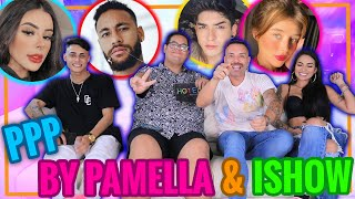 BY PAMELLA E ISHOW NO PPP!  ROLOU O PRIMEIRO CRUSH DO CASAL NESSE VIDEO !!!!| #MatheusMazzafera