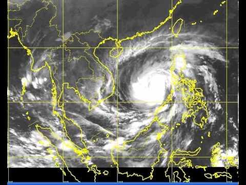 Movie ภาพถ่ายดาวเทียม  9 Nov 2013  -  05:43  UTC  ( 12:43 น. เวลาไทย )