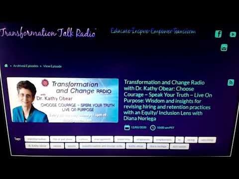 TTR Network - The Transformation & Change Radio Show