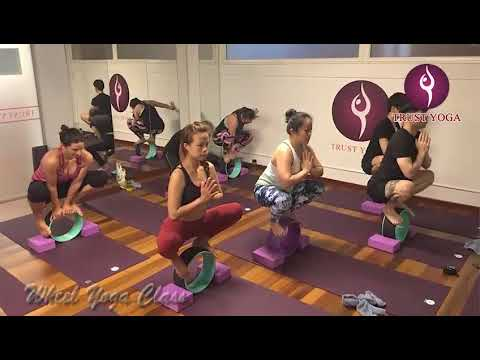 New Yoga Wheel Class by Trust Yoga - 1