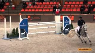 Clement bertho - Louisianna 1er As poney 1  TDA Le Mans 21.02.2015