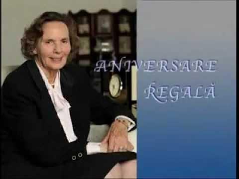 Regina Ana a Romaniei (18 septembrie 1923 - 1 august 2016)