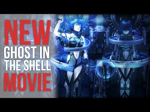 Trailer do filme Ghost in the Shell - 2015