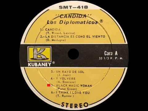 Los Diplomáticos  -  Black Magic Woman  - KUBANEY LP 418