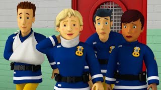 Fireman Sam New Episodes | Injuries at work - 1 HOUR Season 7 🚒 🔥 | Cartoons for Children