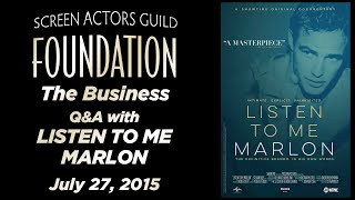 The Business: Q&A with LISTEN TO ME MARLON