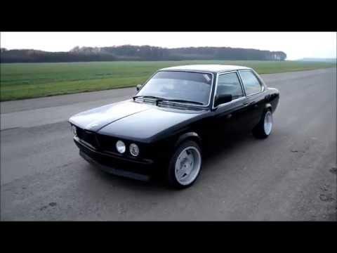 Bmw E21 V8 Youtube