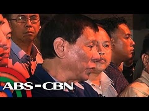 TV Patrol: 'Napuno na siguro': Duterte, nagsalita na sa pagbibitiw ni Paolo