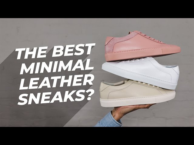 Checking out Koio Sneakers (review + first impressions + first look of the Capri)