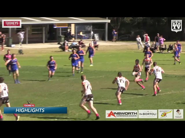 2019 Central Coast RL Reserve Grade Round 17 Highlights Toukley v The Entrance