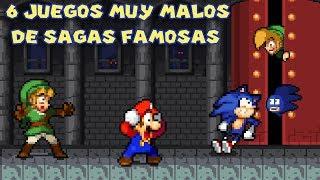 6 Videojuegos muy Malos en Sagas Famosas - Pepe el Mago