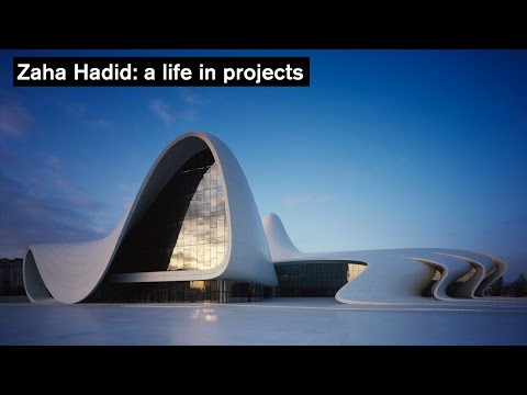 Zaha Hadid: a life in projects