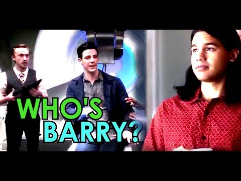 the flash | season 3 [HUMOR]