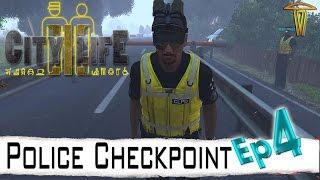 """ARMA 3: City Life """" Police Checkpoint """" Ep. 4"""