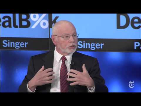 Paul Singer on dispute with #Argentina