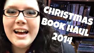 BOOK HAUL | CHRISTMAS 2014 Thumbnail