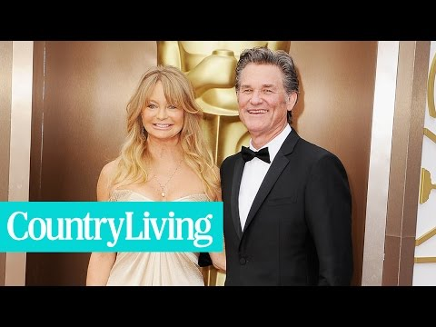 Goldie Hawn Shares the Real Reason She Never Married Kurt Russell | Country Living