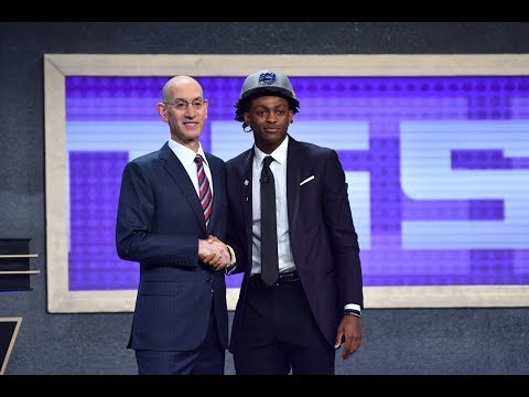 De'aAron Fox Drafted 5th Overall By Sacramento Kings In 2017 NBA Draft