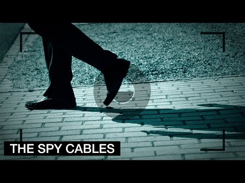 Spy Cables reveal Israel's Mossad tactics