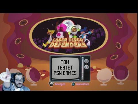 Laser Disco Defenders - Jetzts wirds auch noch Groovy [PSN Games des Monats] |