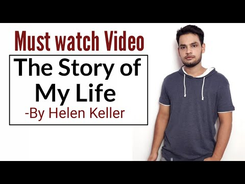 The Story Of My Life : By Helen Keller In Hindi