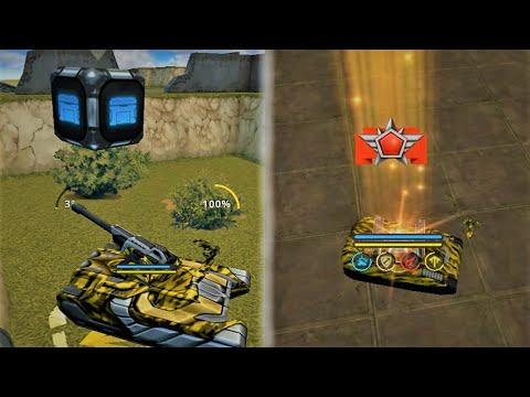 Tanki Online Rank Ups x3 + Gold Box Montage by: MrCrack  